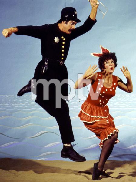 Rock Hudson and Doris Day1961 © 1978 Leo Fuchs - Image 0025_2419
