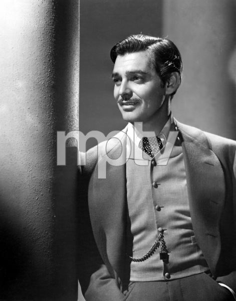 "Clark Gable in ""Gone with the Wind""1939 MGM ** I.V. - Image 0025_2479"
