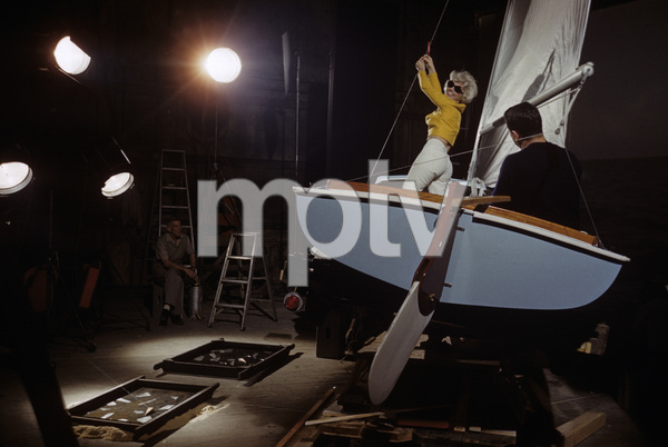 """Lover Come Back""Doris Day, Rock Hudson1961© 1978 Bob Willoughby - Image 0025_2492"