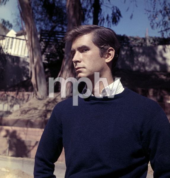 Anthony Perkins1961Photo by Ernest Reshovsky© 2001 Marc Reshovsky - Image 0032_1029