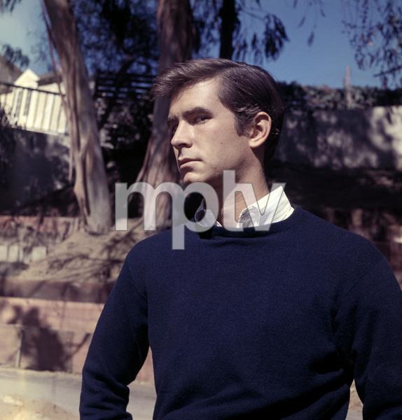 Anthony Perkins1961Photo by Ernest Reshovsky© 2001 Marc Reshovsky - Image 0032_1029