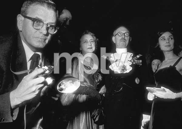 Audrey hepburnc. 1958Photo by Al St. Hilaire - Image 0033_1047