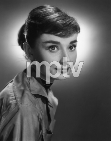 Audrey Hepburncirca 1957© 1978 Bud Fraker - Image 0033_2294