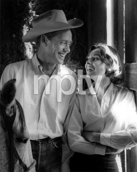 Audrey Hepburn and Mel Ferrer1957 © 1978 John Swope - Image 0033_2462
