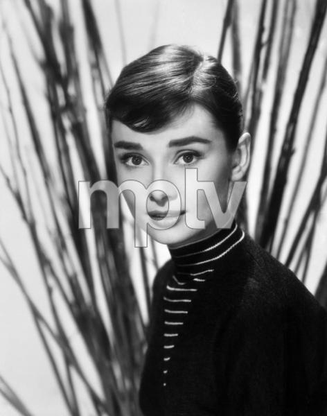 Audrey Hepburn circa 1955 ** I.V. - Image 0033_2645
