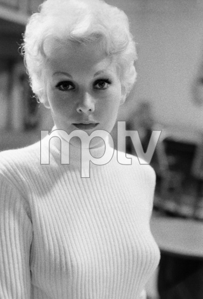 """Kim Novak during the making of """"The Man with the Golden Arm""""1955© 1978 Bob Willoughby - Image 0036_0407"""