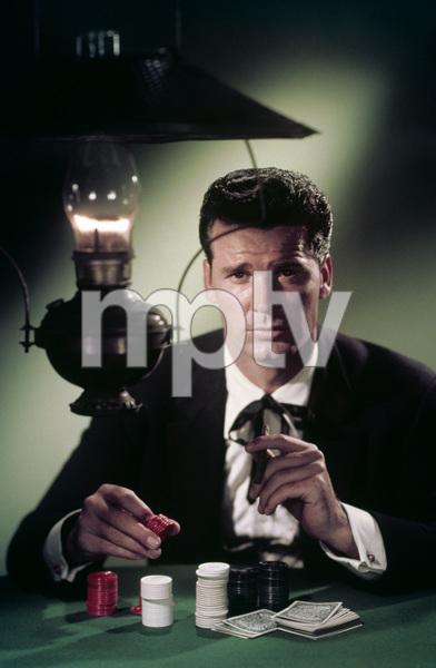 "James Garner in ""Maverick""circa 1958 © 1978 Paul Hesse - Image 0037_0210"