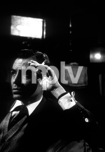 "James Mason on the set of ""A Star Is Born""1954 Warner Brothers © 1978 Bob Willoughby - Image 0038_0101"