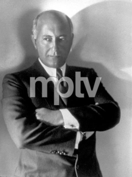 Cecil B. DeMillec. 1935Photo by George Hurrell - Image 0040_0011