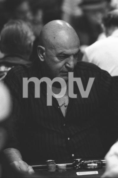 Telly Savalas5-22-1985 © 1985 Gunther - Image 0061_0682