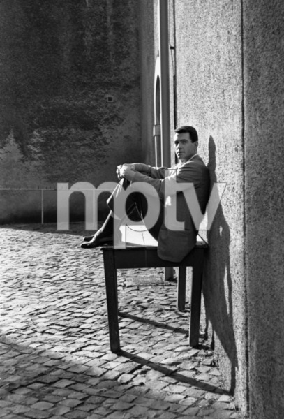 """The Spiral Road""Rock Hudson1961 Universal Pictures © 1978 Leo Fuchs - Image 0067_1076"
