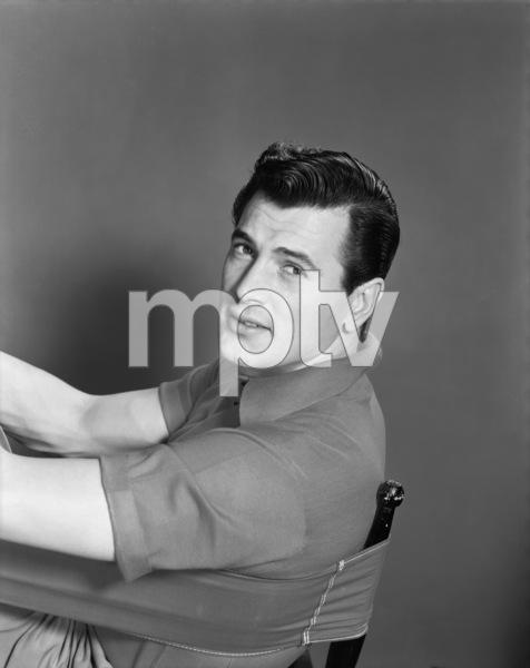 Rock Hudson1954© 1978 Wallace Seawell - Image 0067_1153