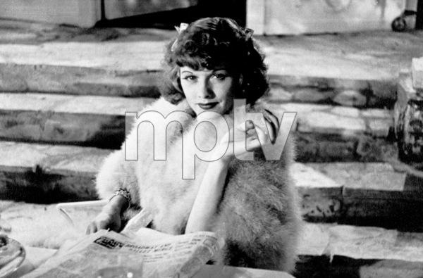 """""""Joy Of Living,""""Lucille Ball1938 / RKOMPTV/ © 1978 Ned Scott Archive - Image 0069_0262"""