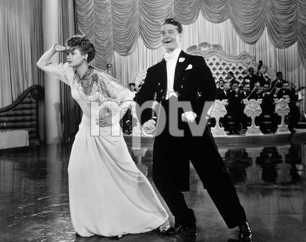 """Du Barry Was a Lady""Lucille Ball, Red Skelton1943 MGM - Image 0069_0901"