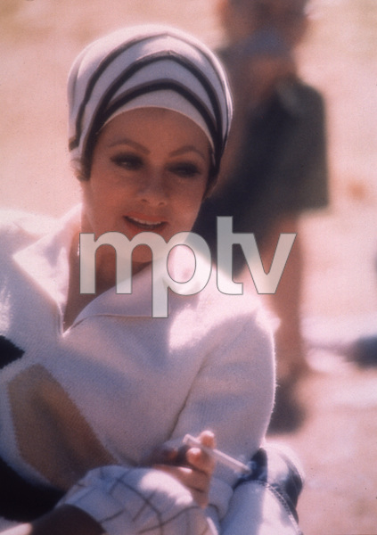 "Lucille Ball on the set of ""mame""1974Photo by: Mel Traxel - Image 0069_2041"