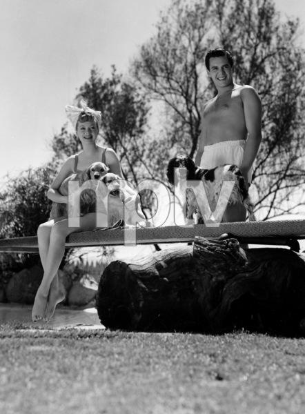 Lucille Ball & Desi Arnaz1942**I.V. - Image 0069_2124