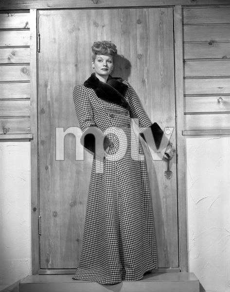 Lucille Ball circa 1940