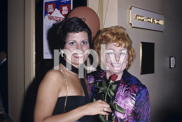 Lucie Arnaz and Lucille Ballcirca 1970s© 1978 Gary Lewis - Image 0069_2206