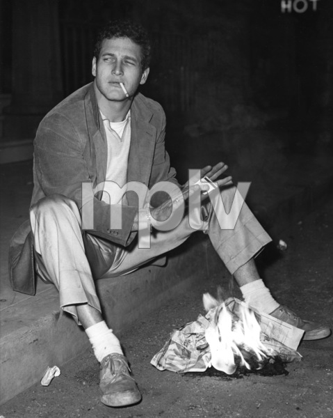 """Somebody Up There Likes Me"" Paul Newman1956 MGM** I.V. - Image 0070_2428"