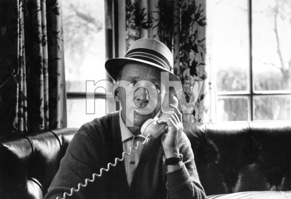 Bing Crosby at his Holmby Hills home1961 © 1986 Sid Avery - Image 0073_0011