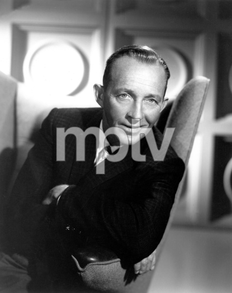 Bing Crosbyc. 1965Photo by Gabi Rona - Image 0073_0203