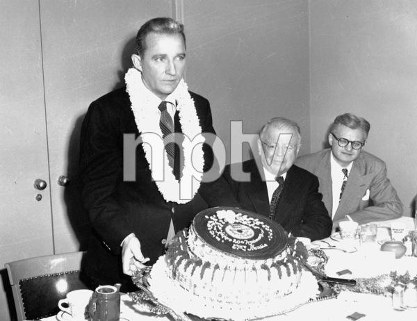 Bing Crosby, Y. Frank Frooman, Jack Karpc. 1951 - Image 0073_2040