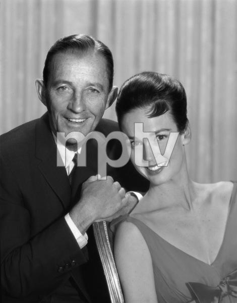 Bing Crosby with his wife Kathryn Grant1962Photo by Gabi Rona - Image 0073_2080