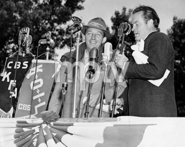 Bing Crosby, Bob Hopec. 1941**E.T. - Image 0073_2088