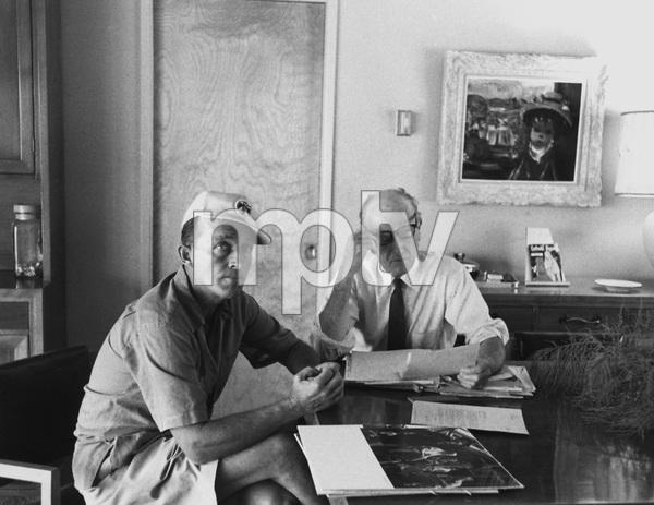 Bing Crosby at his Palm Springs homecirca 1962 © 1978 Sanford Roth - Image 0073_2106