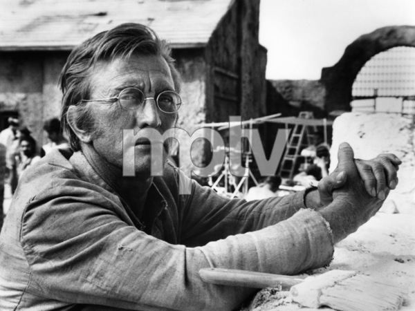 "Kirk Douglas on the set of ""There Was a Crooked Man...""1970 Warner Bros.© 1978 Bernie Abramson - Image 0075_0042"