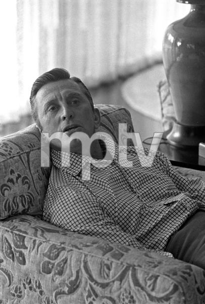 Kirk Douglas1962 © 1978 Sid Avery - Image 0075_1153
