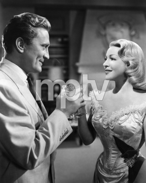 """The Bad and the Beautiful""Kirk Douglas, Lana Turner1952** I.V. - Image 0075_1172"