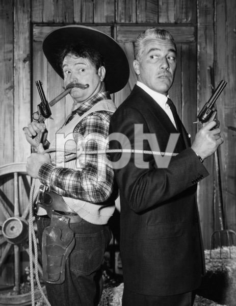 """The Red Skelton Show""Red Skelton, Cesar Romero1953Photo by Gabi Rona - Image 0081_2020"