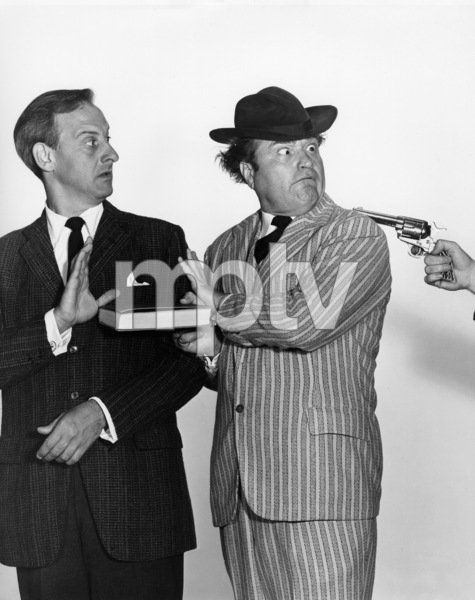 """""""The Red Skelton Show""""Red Skelton, Hans Conriedcirca 1955Photo by Gabi Rona - Image 0081_2027"""