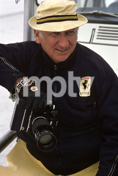 Sid Avery at Bonneville Salt Flats1974 - Image 0090_1064