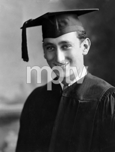 Sid Avery (1937 graduation photo from Roosevelt High School) - Image 0090_1068