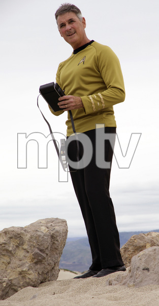 "Ron Avery in ""Star Trek"" uniform 2019© 2019 Ron Avery - Image 0090_1123"