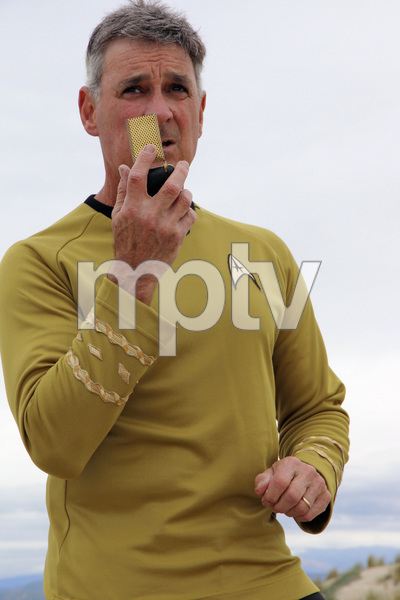 "Ron Avery in ""Star Trek"" uniform 2019© 2019 Ron Avery - Image 0090_1137"