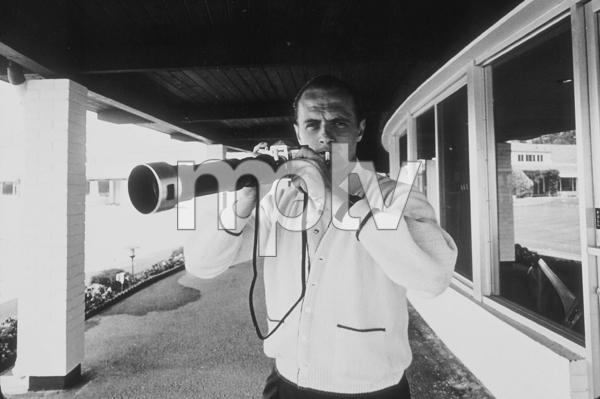 Bob Newhart with Sid Avery