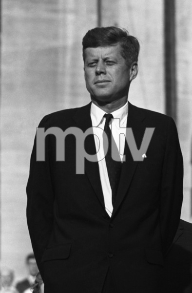 """The Democratic National Convention""John F. Kennedy1960 © 1978 Lou Jacobs Jr. - Image 0135_0061"