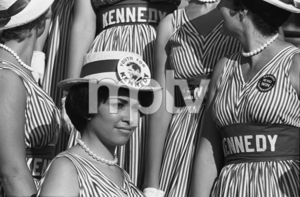 """""""The Democratic National Convention""""1960 © 1978 Lou Jacobs Jr. - Image 0135_0064"""