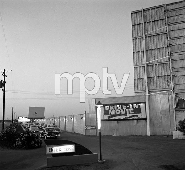 El Rancho Drive-In in California1956 © 1978 Sid Avery - Image 0140_0001