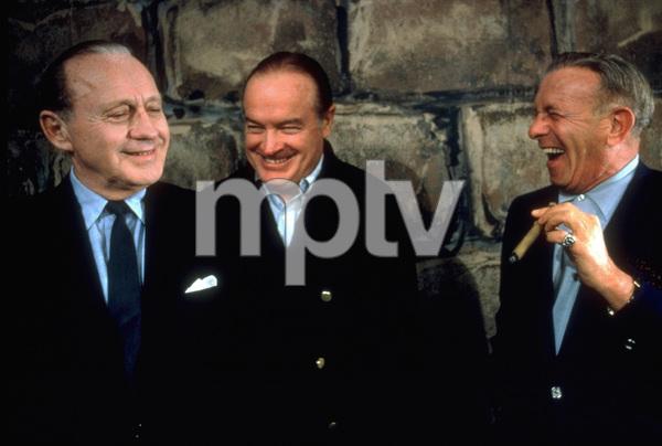 Bob Hope, Jack Benny, George Burns1965 © 1978 Bob Willoughby - Image 0173_0402