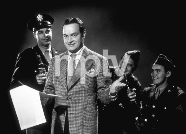 Bob HopeRoyal Crown Cola Ad C. 1943 © 1978 Paul Hesse - Image 0173_0405