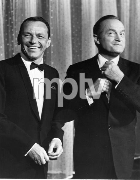 Bob Hope with Frank Sinatra, c. 1958.**I.V. - Image 0173_0533