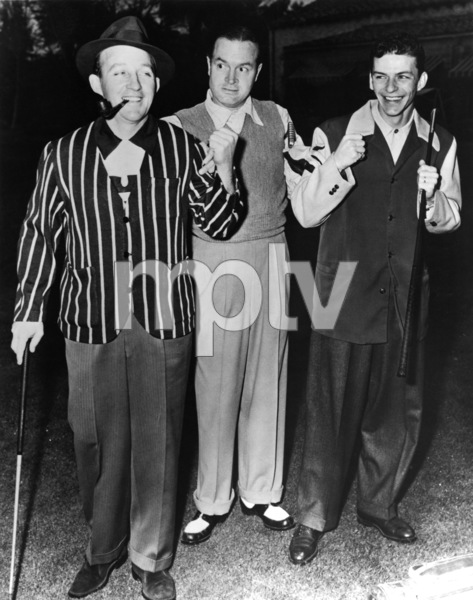Bing Crosby, Bob Hope and Frank Sinatracirca 1945** I.V. - Image 0173_0534
