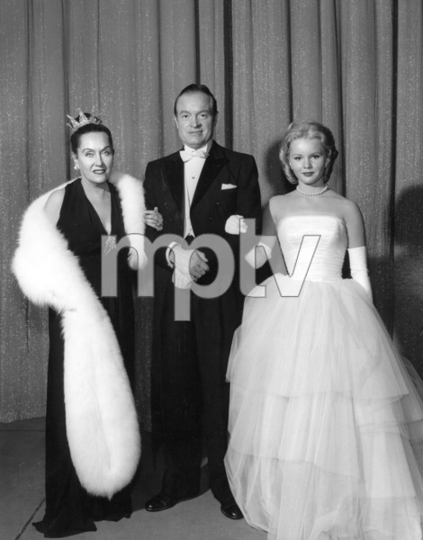 Bob Hope with Gloria Swanson and Tuesday Weld,c. 1958.**I.V. - Image 0173_0548