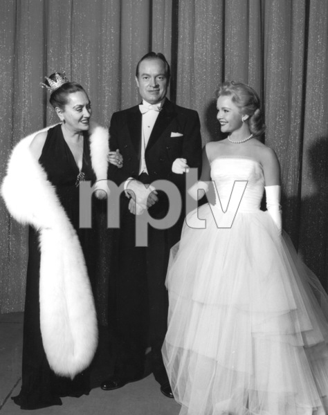 Bob Hope with Gloria Swanson and Tuesday Weld,c. 1958.**I.V. - Image 0173_0550