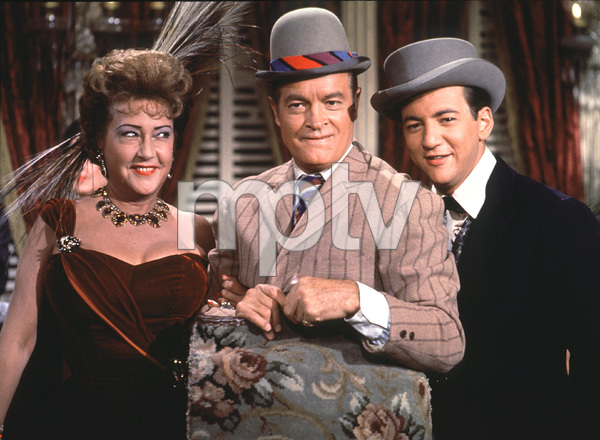Bob Hope with Ethel Merman and Bobby Darin,c. 1958.**I.V. - Image 0173_0557