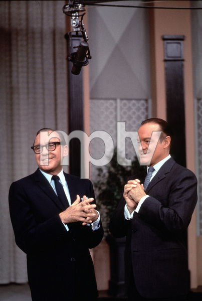 Bob Hope with Jack Benny, c. 1958.**I.V. - Image 0173_0558